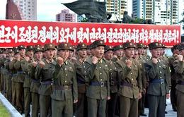 Gần 3,5 triệu người Triều Tiên đăng ký nhập ngũ