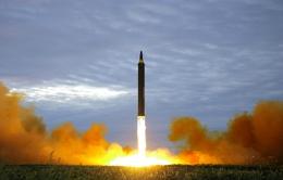 Triều Tiên chính thức xác nhận bắn tên lửa qua Nhật Bản