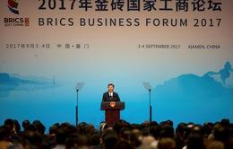 Diễn đàn doanh nghiệp nhóm BRICS khai mạc tại Trung Quốc
