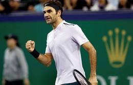 Góc nhìn: Federer và sự áp đảo trước Nadal trong năm 2017