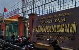 96/100 học viên cai nghiện trốn trại tại Long An đã trở lại