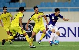 15h45 hôm nay (7/3), AFC Cup 2017, FELDA United - CLB Hà Nội: Khó khăn trên sân khách