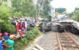 Tai nạn đường sắt tại Bình Định, 1 người bị thương nặng