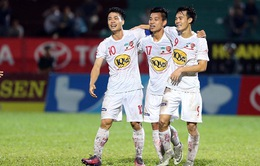 Lịch thi đấu và trực tiếp bóng đá vòng 12 VĐQG V.League 2017: HAGL vs FLC Thanh Hóa, SHB Đà Nẵng vs B.Bình Dương