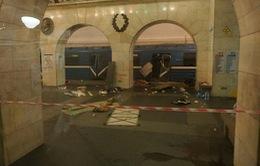 Nổ tại ga tàu điện ngầm ở Nga: An ninh được siết chặt tại nhà ga và sân bay