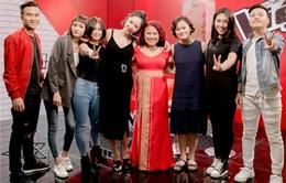 Giọng hát Việt: Tóc Tiên mời Siu Black thị phạm cho học trò