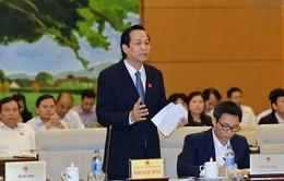 Phần trả lời chất vấn của Bộ trưởng LĐ-TB&XH đi thẳng vào vấn đề
