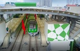 Đường sắt Cát Linh - Hà Đông mở cửa đón khách tham quan