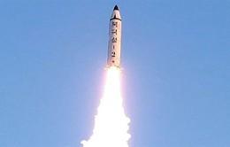 Triều Tiên có thể vừa phóng một loạt tên lửa đạn đạo