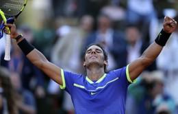 Rafael Nadal sẽ trở lại vị trí số 1 thế giới vào tuần sau