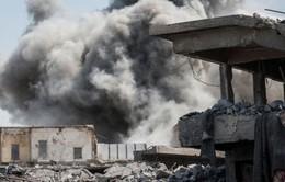 Sau giải phóng, nhiều người dân Mosul (Iraq) chưa thể trở về nhà