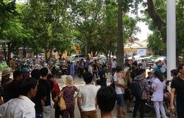 Nghệ An: Nhân viên bảo vệ bệnh viện bị đâm trọng thương