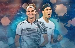 Federer có thể gặp Nadal ở chung kết giải Wimbledon 2017