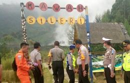 Rơi máy bay cứu hộ tại Indonesia, 8 người thiệt mạng