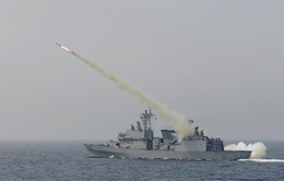 Hàn Quốc tập trận trên biển sau khi Triều Tiên phóng thử tên lửa