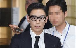T.O.P (Big Bang) nhận án phạt 200.000 đồng vì hút cần sa, cư dân mạng dậy sóng
