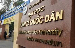 Điểm chuẩn trường Đại học Kinh tế quốc dân năm 2017, thấp nhất 23,5 điểm