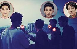 """Bị bắt gặp hút thuốc, Song Joong Ki khiến fan """"đứng ngồi không yên"""" vì lo lắng"""