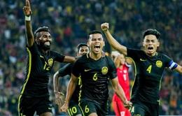 VIDEO SEA Games 29: Thắng ấn tượng U22 Myanmar, U22 Malaysia chắc suất vào bán kết!