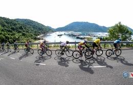 ẢNH: Những khoảnh khắc ấn tượng chặng 11 Giải xe đạp quốc tế VTV Cúp Tôn Hoa Sen 2017