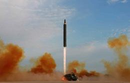 Triều Tiên công bố video phóng tên lửa qua Nhật Bản lần hai