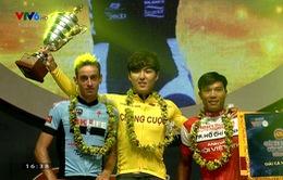 Gala giải xe đạp quốc tế VTV Cúp Tôn Hoa Sen 2017: Giản dị nhưng đầy màu sắc