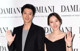 Tài tử Lee Dong Gun và người đẹp Jo Yoon Hee  đã kết hôn