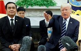 Mỹ muốn cải thiện quan hệ thương mại với Thái Lan
