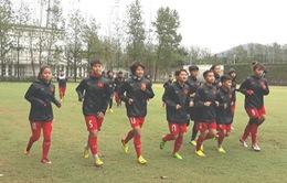 VCK U19 nữ châu Á 2017: ĐT Việt Nam - ĐT Nhật Bản (18h00 hôm nay, 16/10)