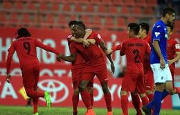 TRỰC TIẾP giải VĐQG V.League 2017 chiều 22/9: CLB Quảng Nam - CLB Hải Phòng, Than Quảng Ninh - SHB Đà Nẵng, B. BD - SLNA