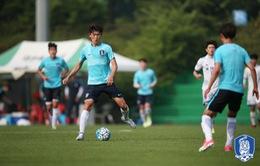 U22 Hàn Quốc toàn thắng 2 trận giao hữu trước khi sang Việt Nam dự VL U23 châu Á