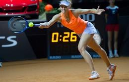 Stuttgart mở rộng 2017: Sharapova dừng bước ở bán kết