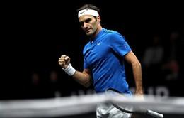 Vòng 2 Thượng Hải Masters: Federer khởi đầu thuận lợi