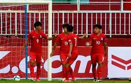 VIDEO: Tổng hợp trận đấu U23 Hàn Quốc 10-0 U23 Macau (Trung Quốc)