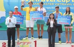 VTVcab tường thuật trực tiếp Giải quần vợt Vô địch nữ Toàn quốc 2017
