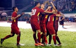 Lượt trận thứ nhất bảng I vòng loại U23 châu Á 2018: Không có bất ngờ!