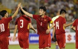 VIDEO: Những diễn biến chính trận đấu U23 Macau (Trung Quốc) 1-8 U23 Việt Nam
