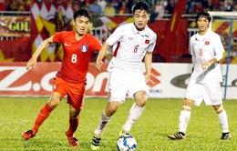 U23 Việt Nam 1-2 U23 Hàn Quốc: U23 Việt Nam giành quyền dự VCK U23 châu Á 2018