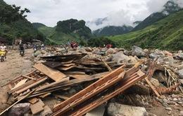 Quy hoạch khu tái định cư sau lũ quét ở Sơn La