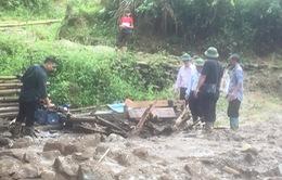 Yên Bái gấp rút khắc phục hậu quả sau mưa lũ