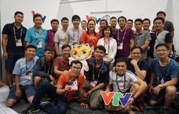 SEA Games 29: VTV triển khai thiết bị tại trung tâm truyền hình quốc tế IBC