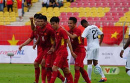 U22 Việt Nam – U22 Timor Leste: Tổng hợp diễn biến hiệp một