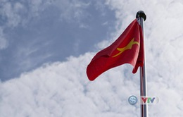 Quốc kỳ Việt Nam tung bay tại Bukit Jalil, Đoàn thể thao Việt Nam đã sẵn sàng cho SEA Games 29