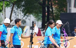 TRỰC TIẾP SEA Games 29 hôm nay (18/8): Tiếp tục chờ tin vui từ môn bắn cung