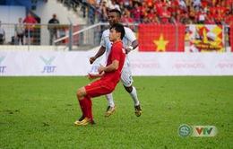 VIDEO: Công Phượng lập công nâng tỉ số lên 4-0 cho U22 Việt Nam