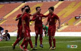 TRỰC TIẾP Bóng đá nam SEA Games 29: U22 Việt Nam - U22 Indonesia (19h45, VTV6)