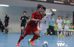 TRỰC TIẾP SEA Games 29 hôm nay (18/8): Bắn cung có thêm HCĐ, Futsal nữ Việt Nam để thua Thái Lan