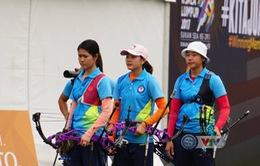 SEA Games 29, lịch thi đấu ngày 18/8 của Đoàn TTVN: Bắn cung, futsal nam nữ và bơi nghệ thuật tranh tài