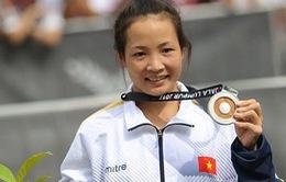 SEA Games 29: Hoàng Thị Thanh giành HCB marathon nữ
