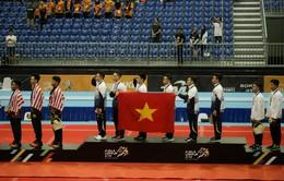 SEA Games 29: TDDC Việt Nam giành HCV đồng đội nam